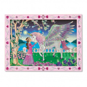 Peel & Press Sticker by Number - Mystical Unicorn