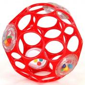 O'Ball Rattle: Red