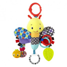 Bright Starts Start Your Senses Sensory Plush Pals Dragonfly