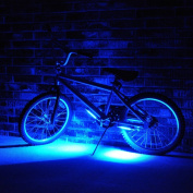 Bike Brightz LED Lights - Blue