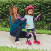 Little Tikes Adjustable Skates Starter Set - Girls