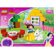 LEGO Princess Snow Whites Cottage 6152