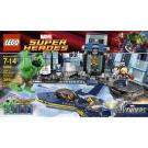 LEGO Marvel Super Heroes The Avengers Hulk's Helicarrier Breakout