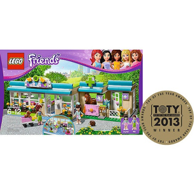 LEGO Friends Heartlake Vet (3188)