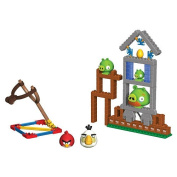 K'Nex - Angry Birds Missin May'Ham Building Set - Tomy