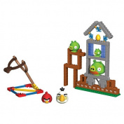 K'Nex Angry Birds Mission May Ham Building Set