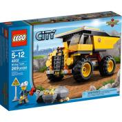 LEGO City Mining Truck (4202)