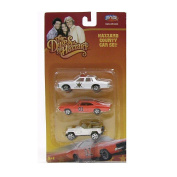 M12 Dukes of Hazzard 3-Pack Vehicles