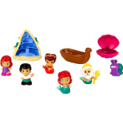 Squinkies Disney Princess Series 6 Bubble Pack - Ariel