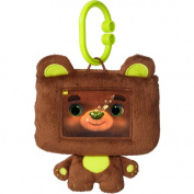 Infantino HappiTaps Beary Toy - The Huggable, Snuggable Smartpone Companion!