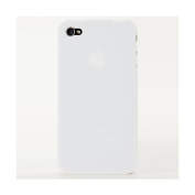 Sonix Snap iPhone 4 Case with Screen Protector - White