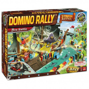 Domino Rally Treasure Board Game - Pirate Edition