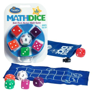 Thinkfun Maths Dice Junior
