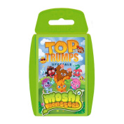 Top Trumps Moshi Monsters War Card Game