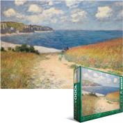 Jigsaw Puzzle 1000 Pieces 49cm x 70cm -Monet - Chemin dans les Bles a Pourville