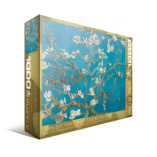 EuroGraphics Almond Branches by Vincent Van Gogh 1000 Piece Jigsaw Puzzle