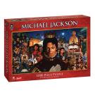Michael Jackson Album Puzzle - 1000-Piece