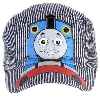 Thomas the Tank Conductor Hat - Striped