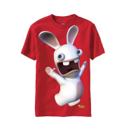 Rabbids T-Shirt - Child Size Medium