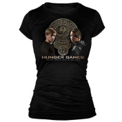 The Hunger Games District 12 Version 2 T-Shirt - X-Large