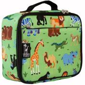 Wildkin 33080 Olive Kids Wild Animals Lunch Box