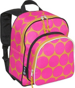 Big Dots Hot Pink Pack 'n Snack Backpack