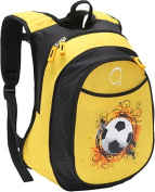 O3 Kids Pre-School Soccer Backpack with Integrated Lunch Cooler