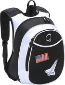 O3 Kids Pre-School Space Backpack with Integrated Lunch Cooler