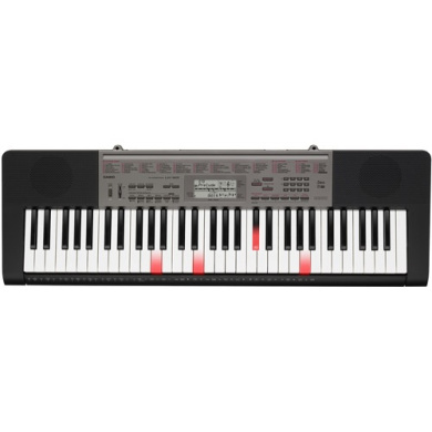 Casio LK-165 61 Key Light Up Keyboard - Black