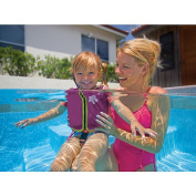 Swimways Safe T. Seal Power Swimr - Pink and Purple