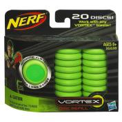 Nerf Vortex Ammo Refills - 20-Pack