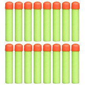 Nerf Sonic Green Whistle Darts - 16-Pack