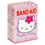 Band-Aid Brand Adhesive Bandages Hello Kitty