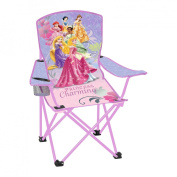 Disney Solid Chair and Carry Bag - Disney Princess
