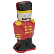 FAO Schwarz Wind-Up Tin Soldier - Red