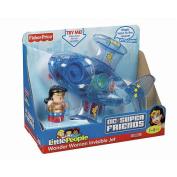 Fisher-Price Little People DC Super Friends Vehicle - Wonder Woman Jet