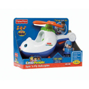 Fisher-Price Little People - Spin 'n Fly Helicopter