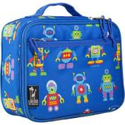 Wildkin 33112 Olive Kids Robots Lunch Box