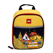 LEGO City Nights Vertical Lunch Bag - Construction