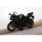 Road Rippers Motorcycle - Kawasaki KLX140 - Black & White