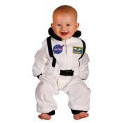 Jr. Astronaut Suit White Halloween Costume - Infant Costume Size