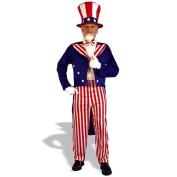 Forum Novelties Inc 12337 Uncle Sam Costume Adult Size One-Size
