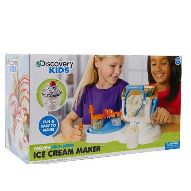 kids ice cream maker instructions