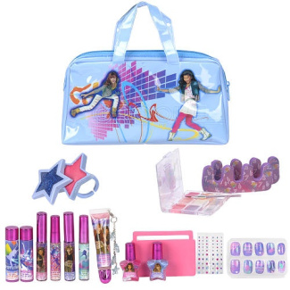 Online Makeup Stores on Get In The Groove Cosmetic Set By Townley   Shop Online For Toys In Nz