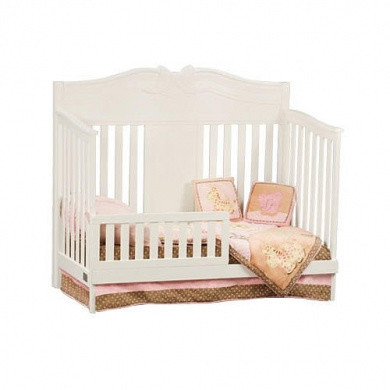 delta crib to toddler bed conversion kit 1