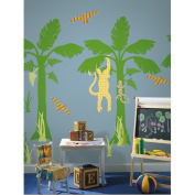 Jungle Tree from ZooWallogy by Wall Pops