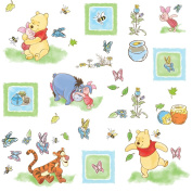 Roommates Winnie the Pooh Toddler Peel & Stick Wall Decals
