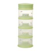 Innobaby Packin' smart Four Tier Travels Stack N Seal Food Storage System