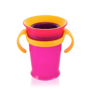 Sassy Grow Up Cup No Spill, No Spout Design 7oz - 9+ Months