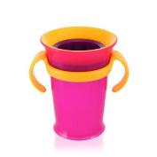 Sassy Grow Up Cup No Spill, No Spout Design 7oz - 9+ Months